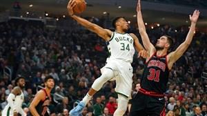 خلاصه بسکتبال شیکاگو - میلواکی