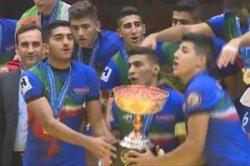 قهرمانی ایران در مسابقات کبدی جوانان جهان 2019