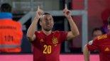 گل دوم اسپانیا به مالت (سانتی کازورلا)
