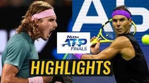 قهرمانی رافائل نادال در مسابقات پایانی تور تنیس مردان 2019