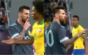 از درگیری مسی تا قهرمانی برزیل در مسابقات فری استایل