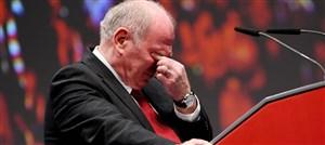 """خداحافظی پرسوز و گداز بایرن با """"رئیس هوینس"""""""