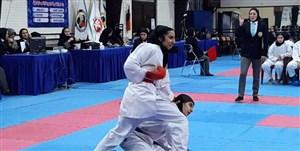 اعلام ردهبندی مرحله سوم مسابقات کاراته دختران