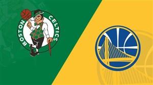 ویدئو خلاصه بسکتبال بوستون سلتیکس - گلدن استیت