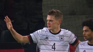 گل اول آلمان به بلاروس (گینتر)