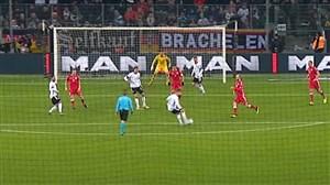 گل سوم آلمان به بلاروس توسط تونی کروس