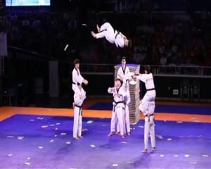 حرکات نمایشی و جذاب ورزشهای رزمی