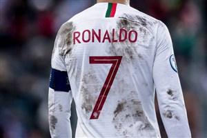 رونالدو: صادقانه دوست ندارم تعویض شوم