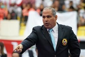 قضاوت جواد سلیمی در رقابتهای کاراته المپیک