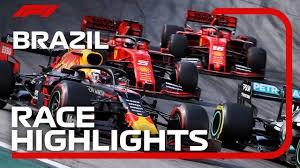 خلاصه مسابقات فرمول 1 گرندپری برزیل 2019