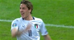 گل دوم ایتالیا به ارمنستان (زانیولو)