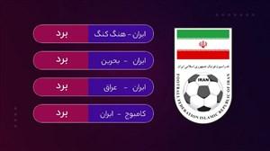 بررسی شرایط صعود تیم ملی ایران به جام جهانی