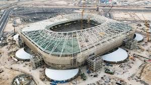 مراحل آمادگی ورزشگاه الریان برای رقابت های جام جهانی 2022