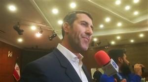 محمودی : نمی خواهم وارد حاشیه ها شوم