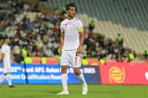 مسعود شجاعی بازیکن برزیلی تیم ملی ایران