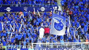 تبدیل استادیوم فوتبال به منطقه نظامی!