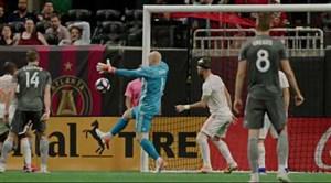 سیو های برتر باشگاه آتلانتا 2019