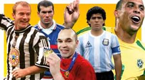 نگاهی به زندگی ستارگان فراموش شده دنیای فوتبال