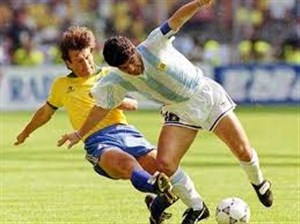 مروری بر جذابترین لحظات دیدارهای برزیل - آرژانتین