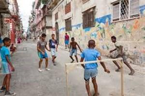 فوتبال خیابانی؛زبان مشترک فوتبالیست های جهان