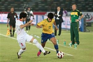 نوستالژیک؛ بازی ایران 0 - برزیل 3 (دوستانه)
