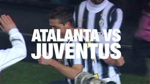 5 گل برتر یوونتوس برابر آتالانتا