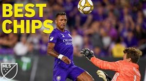 برترین ضربات چیپ لیگ MLS در سال 2019