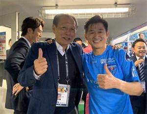 صعود تاریخی فوتبالیست 52 ساله به جی لیگ!