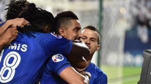 اوراوا 0- الهلال 2؛ پایکوبی در استادیوم جام جهانی!