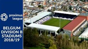 استادیومهای لیگ بلژیک در فصل 20-2019