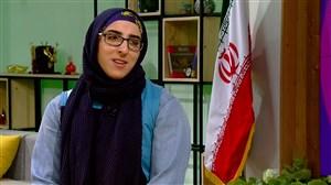 سیده الهام حسینی: قبلا فوتبالیست لیگبرتر بودم