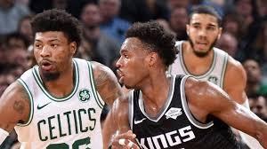 خلاصه بسکتبال بوستون سلتیکس - ساکرامنتو کینگز