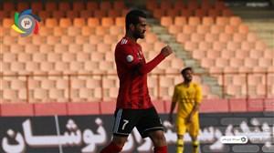 اولین گل کاپیتان مسعود پس از بازی بدشگون!