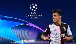 5 گل برتر شب گذشته لیگ قهرمانان اروپا