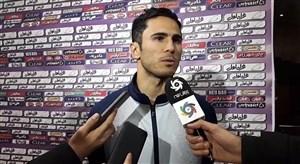 علیمحمدی: هیچ تیمی مثل پیکان، سپاهان را اذیت نکرد