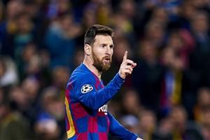 به بهانه 700 بازی رسمی لیونل مسی برای بارسلونا