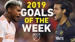 تمام گل های برتر هفته در فصل 2019 لیگ MLS