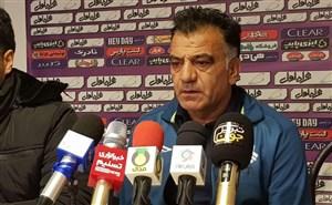 طاهری: فوتبال روی بی رحمش را به ما نشان داد