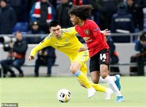 آستانه 2-1 یونایتد: شکست شیاطین جوان