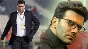 شیث: از فحش خوردن علی دایی در تیم ملی  ناراحت شدم