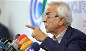 عصبانیت هاشمی طبا از اهانت به پرچم ایران در بحرین