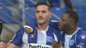 گل اول آلاوس به رئال مادرید (لوکاس پرز)