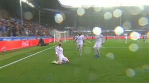 گل دوم رئال مادرید به آلاوس (کارواخال)