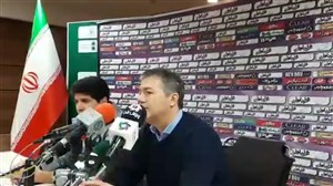 اسکوچیچ: از بازیکنان حرفه ای ام تشکر میکنم