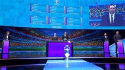 مراسم قرعهکشی مرحله گروهی یورو ۲۰۲۰