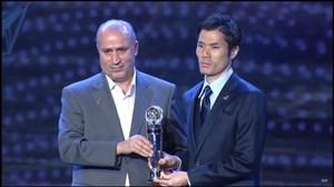 یوشیکاوا ؛ برترین بازیکن فوتسال آسیا