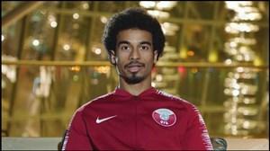 اکرم عفیف؛ برترین بازیکن سال فوتبال آسیا 2019