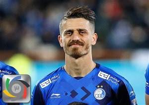 وریا غفوری کاندید بهترین بازیکن ماه آبان لیگ برتر
