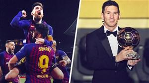 صحبت های بزرگان در ستایش مسی؛ مرد فوتبال 2019