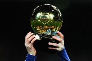 حاشیه های مراسم توپ طلا و کسب ششمین توپ برای مسی